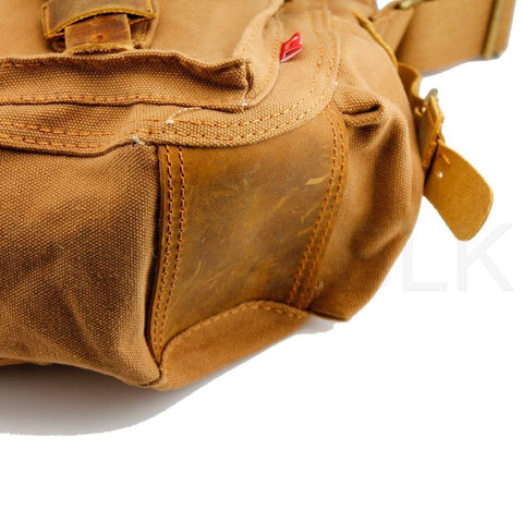 Men's Travel or Day Shoulder Bag