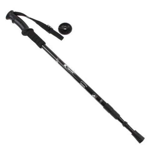 Durable Adjustable Anti Shock Hiking/Walking/Trekking Stick