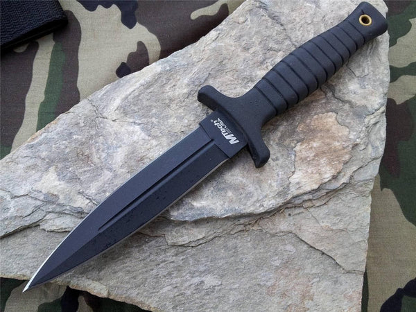 9 Inch Double Edge Boot Knife