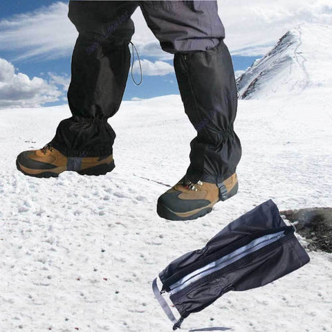 Waterproof Outdoor Snow Leg Gaiters