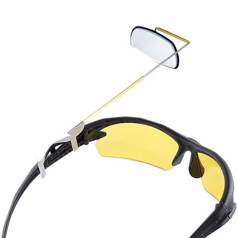 Cycling Eyeglass Rear View Mirror