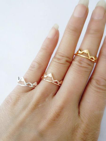 Adjustable Mountain ring