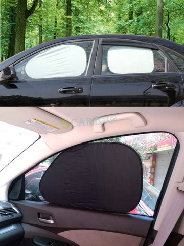 Car Window Shade Set for in the Park + FREE SHADE