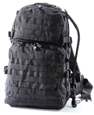 Large Backpack with FREE BONUS 2.5L hydration bladder included - Closeout Special