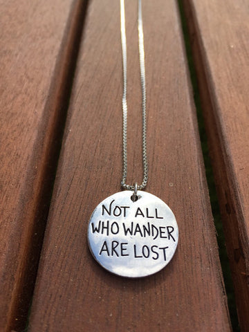 Wanderer Necklace