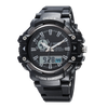 Digital LCD Military Style Wrist Watch