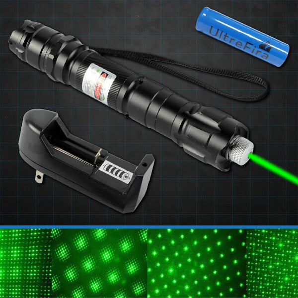 Military Style Tactical Laser Pointer