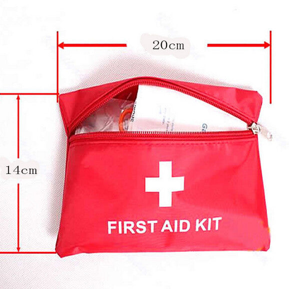 12-in-1 First Aid Emergency Medical Kit