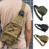 Military Style Shoulder Tactical Bag