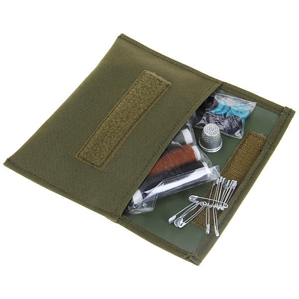 Army Green Outdoor Camping Sewing Kit