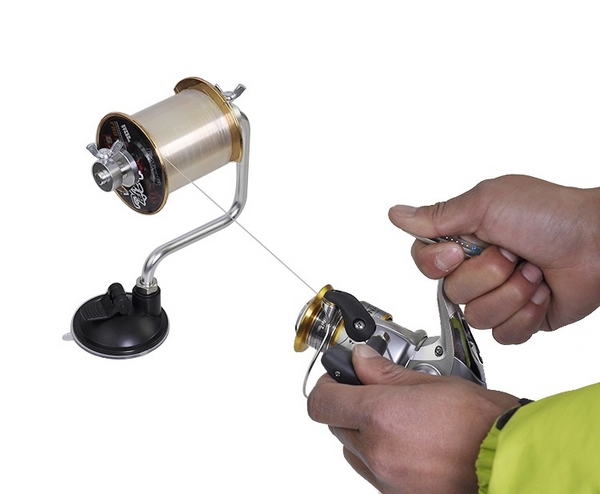 2016 Side Kick Fishing Tackle Spool Winder