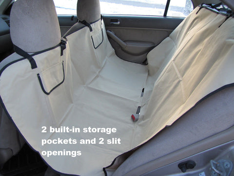 Heavy Duty Dog Car Seat Cover