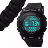 GeoTrek Step Sport Watch with FREE Paracord Wristband
