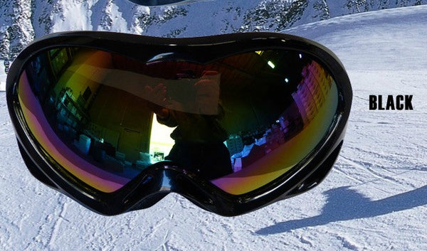 Unisex High Performance Goggles with 100% UV Protection