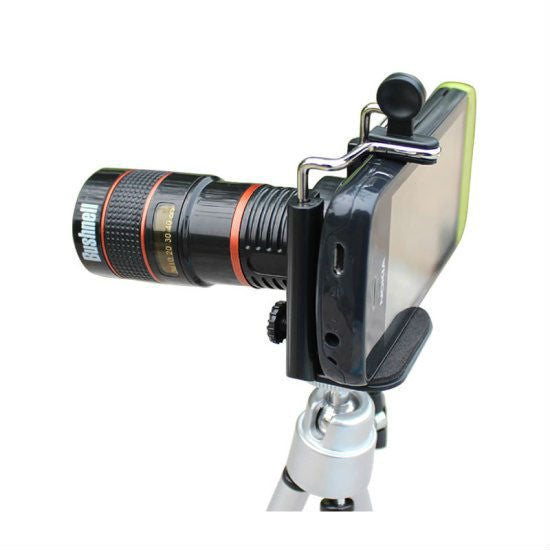 8x Optical Zoom Universal Mobile Phone Telescope