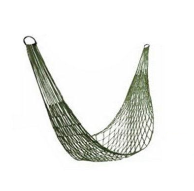 Durable Handy Hanging Mesh Outdoor Travel Hiking Camping Sleeping Bed Hammock