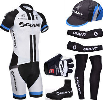 Full Cycling Tight Fit Gear with Zipper