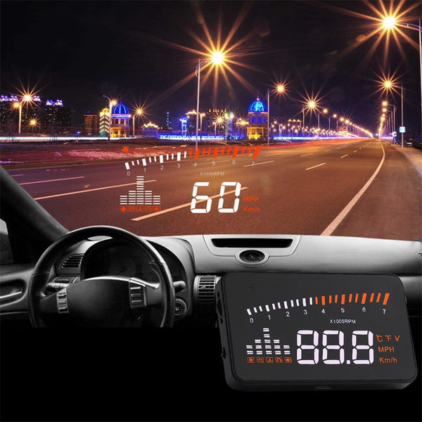 Car HUD Heads Up Display
