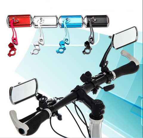 1 Pair of High Performance Great Quality Aluminum Alloy Rear View Mirrors
