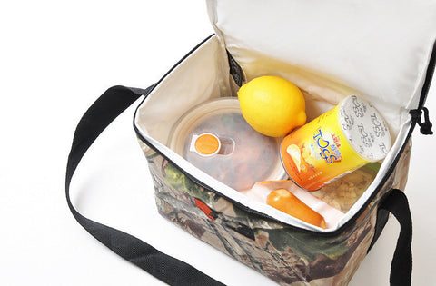 Waterproof Insulated Cooler with Shoulder Straps