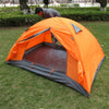 Ultralight Camping Waterproof 1-2 Person Outdoor Aluminum Pole Double Layer Tent
