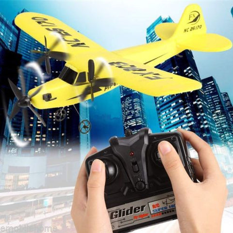 2CH 2.4G Flybear FX - 803 RC  Foam Glider Airplane