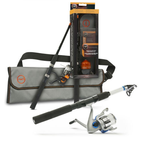Ready 2 Fish Telescopic Spin Cast Combo With Kit