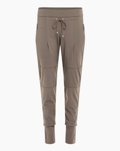 Travel Pant - Taupe