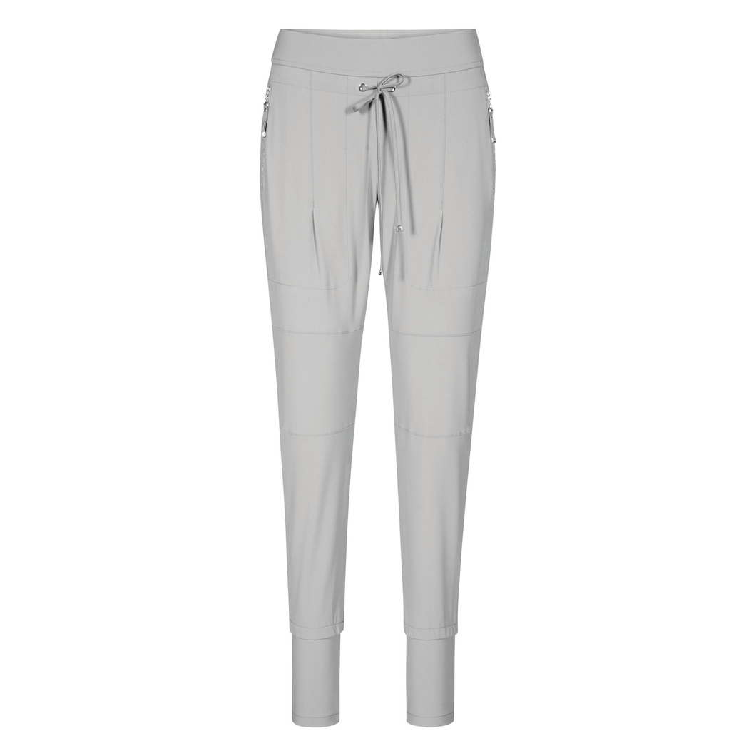 Travel Pant - Light Grey