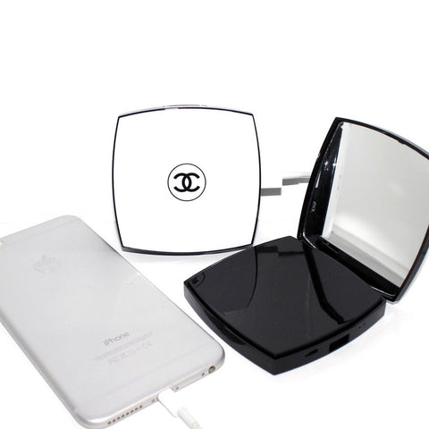 chanel portable phone charger