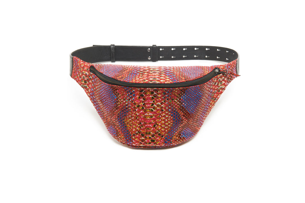 classic cross-body fanny pack