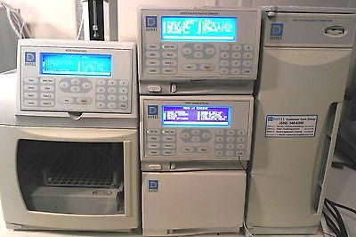 Dionex IC (Ion Chromatography) System AS50, ED50, GP50, AS50