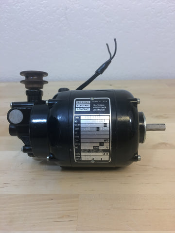 Bodine Electric NSE - 11R Motor