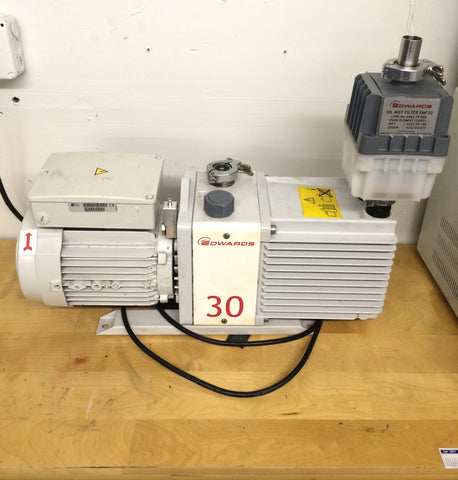 Edwards E2M30 Rotary Vacuum Pump