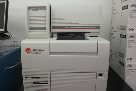Beckman Coulter P/ACE MDQ Capillary Electrophoresis System (Used)