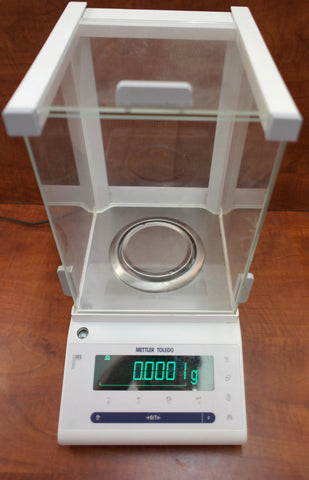 Mettler Toledo MS304S NewClassic Analytical Balance with Draft Shield