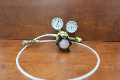 VWR - 55850-227 - High-Purity Two-Stage Gas Regulator