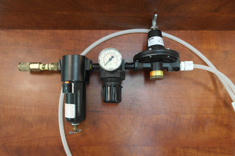 Inline Filtration System (Wilkerson F16-02-G00, Watts R10-02c/M3,Parker R216-02F)
