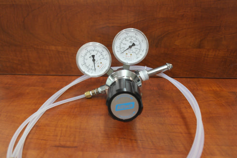 Alltech Gas Regulator Model: 2123351-54-580