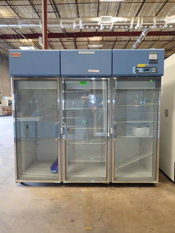 Thermo Scientific REC7504A20 3-Bay Laboratory Refrigerator