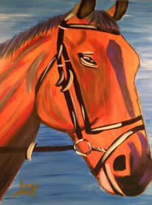 Horse Paint Kit (8x10 or 11x14)