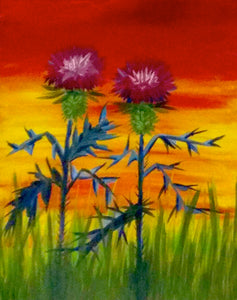 Thistle Paint Kit (8x10 or 11x14)