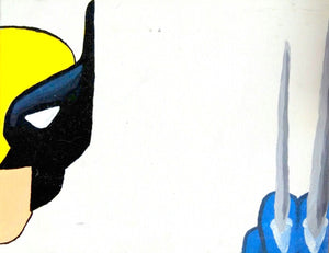 Wolverine Paint Kit (8x10 or 11x14)
