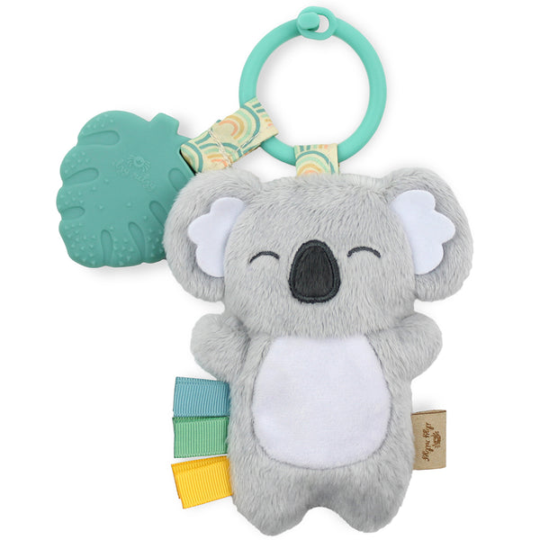 Itzy Pal Plush + Teether