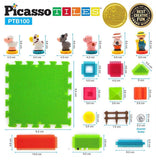 Picasso Farm Theme Building Set