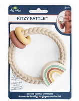 Silicone Teether Rattles