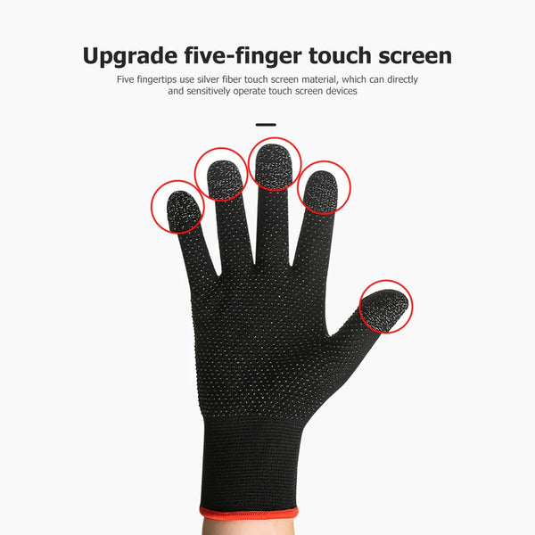 ProTouch Non-slip Sweat-proof Gaming Gloves