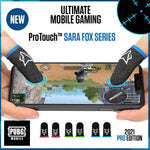 ProTouch™ FOX compression gloves for gaming