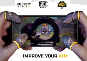 Gaming Gloves Mobile Ready 2020 | PUBG ARAB