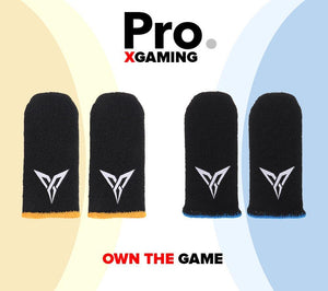 ProTouch™ DG gaming gloves for sweaty hands | Combo